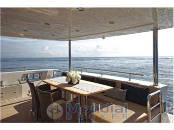 Raphael yacht Marco Polo 78 fly