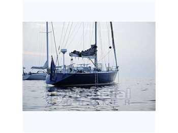 Newport offshore shipyard - German frers 59