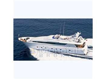 Cantieri navali di lavagna - Admiral 100