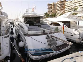 Princess Yachts - V70