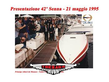 TULLIO ABBATE SENNA 42  ( By SENNA ORIGINAL )