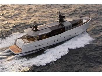 Arcadia Yachts - Arcadia 85'